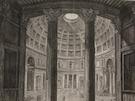 Veduta Interna del Panteon