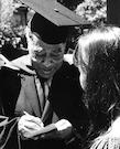 Duke Ellington, Honorary Degree recipient 1966, and student